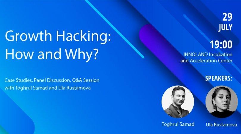 Growth Hacking tədbiri keçiriləcək
